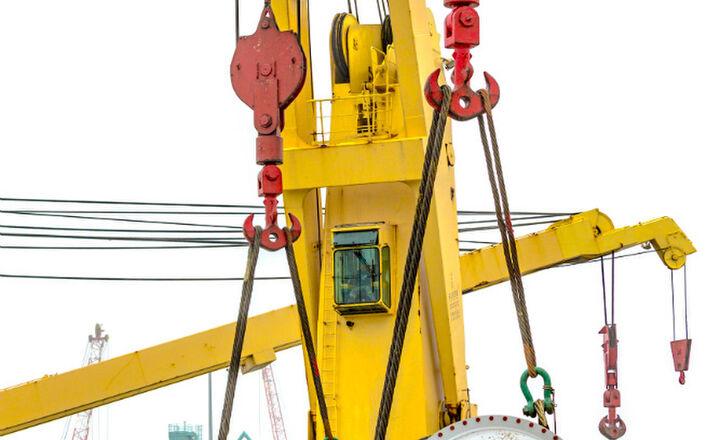 Ammonia converter for Navoiyazot -