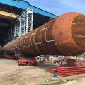 Bullet tank for Petronas Rapid Project - Malaysia - ATB Group