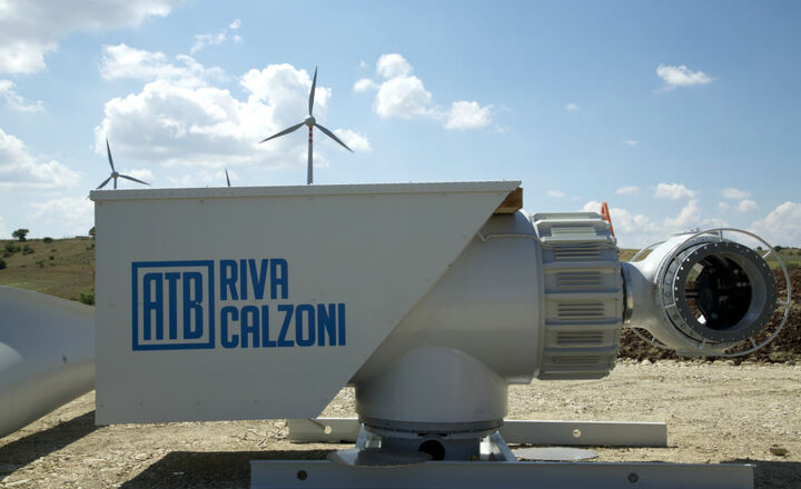 ATB 100.28 DD Mini Wind Turbine 100 kW - ATB 100.28 DD