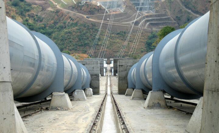 Hydropower Penstocks - Tuberías forzadas
