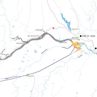 Site C Location
