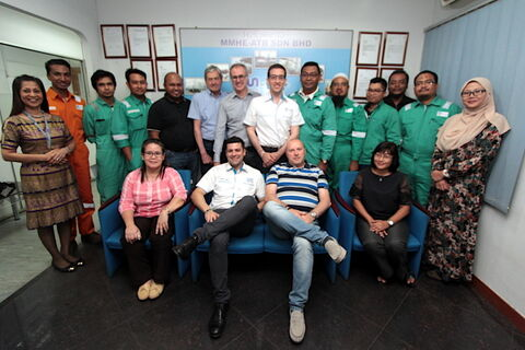 MMHE-ATB Malaysia: excellent results and high standards of safety and quality