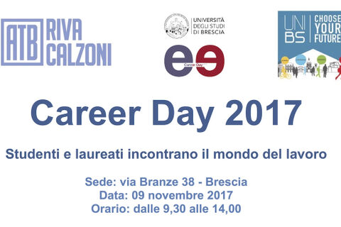 ATB Riva Calzoni at Career Day 2017