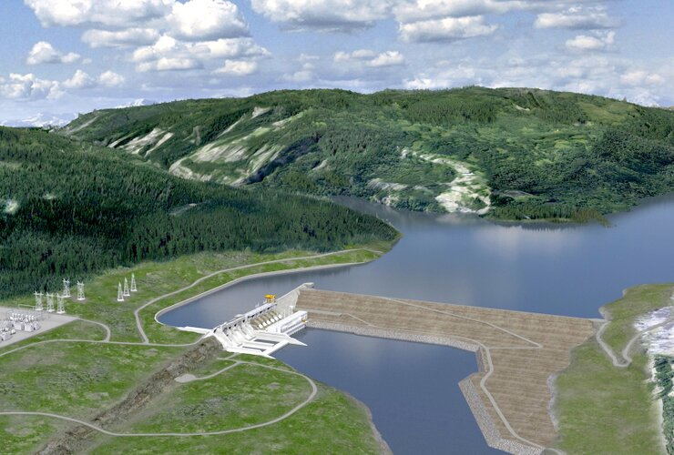 Site C Hydropower Project