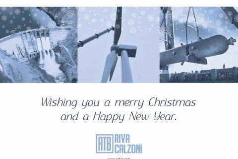 Merry Christmas and a Happy New Year from ATB Riva Calzoni