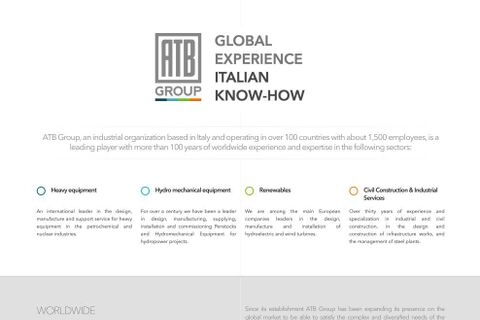 ATB Group's website is online!