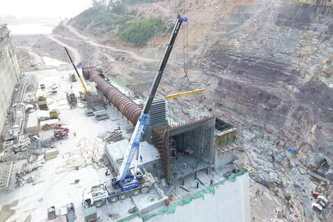 ATB keeps growing in the hydroelectric market