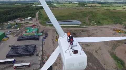 Wind Power - ATB Riva Calzoni Wind Turbine ATB 500.54